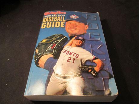 Vintage Complete 1998 Edition Majorr League Baseball Guide