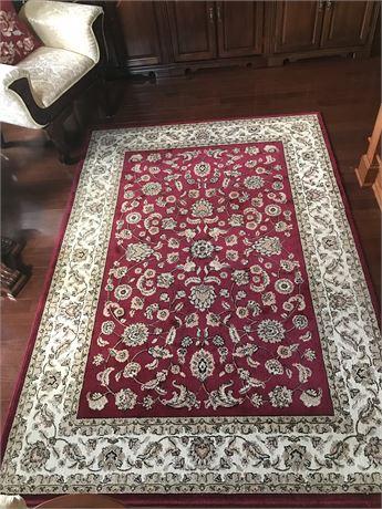 Machine Made Persian Vine Style Rug