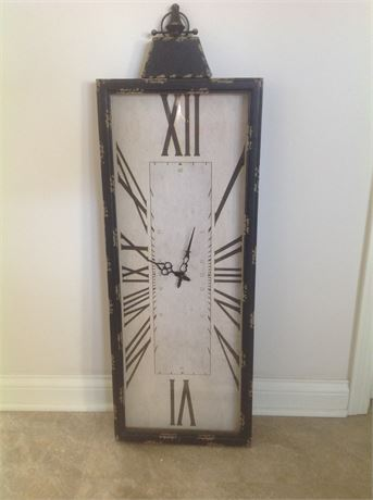 Roman Numeral Quartz Clock
