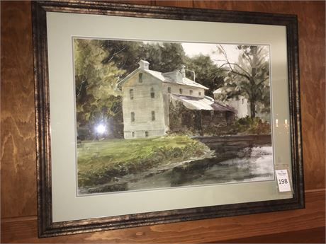 Rozanne Anderson Framed Painting