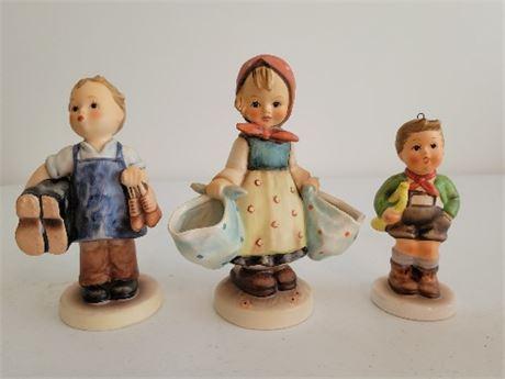 Hummel/Goebel/Schmidt Figurines - Includes 1st edition