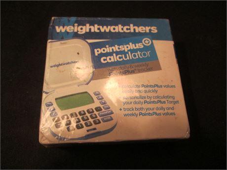 Genuine Weight Watchers NEW Points Plus Calculator