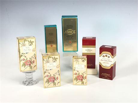 Perfume Cologne French Group Lot NIB