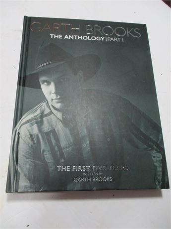 "Vintage Garth Brooks "" The Anthology"" Part I Book"