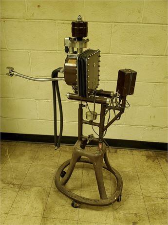 Antique The Jones Basal Breathing Machine