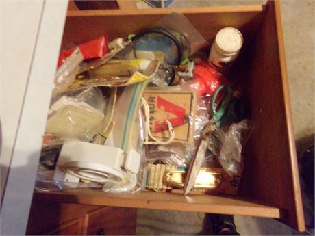 Clean Out Drawer