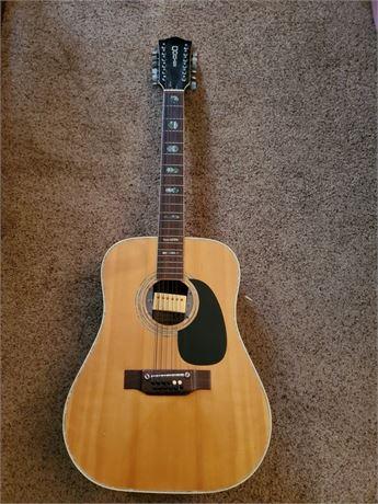 Cortez 12 String Guitar