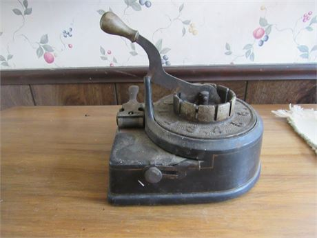 Old Number Embossing Machine ??