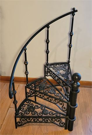 Stairway Curio/Plant Stand