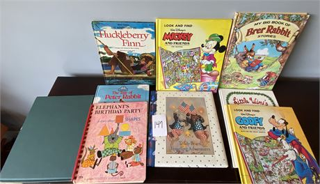 Special Children's Collector Books