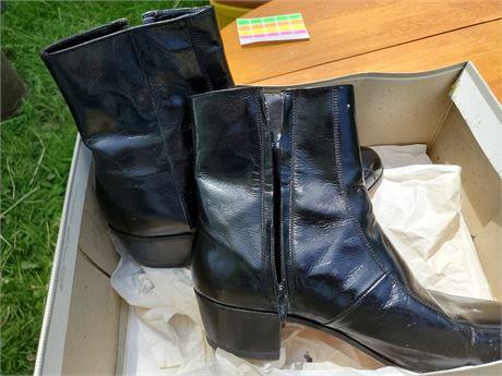 Vintage Men's Florsheim Boots 9E