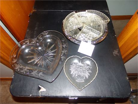 Vintage Serving Pieces