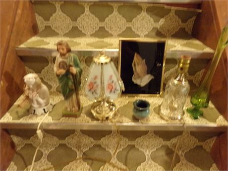 Religious items and miscellaneous items