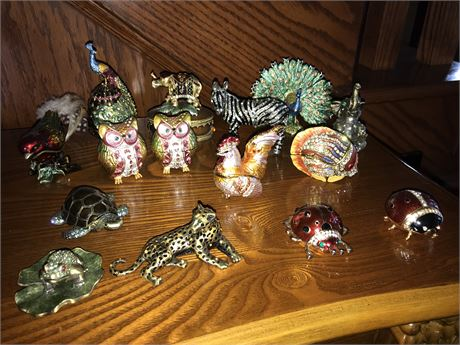 Animal Themed Ring Boxes (15)