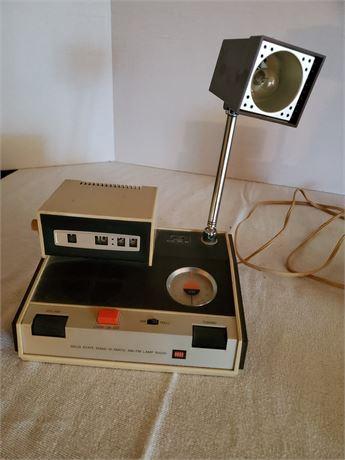 Vintage Wake O Matic Alarm Clock Lamp Radio