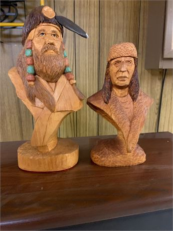 BOWERS WOOD CARVINGS