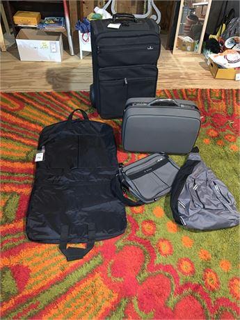 Samsonite Luggage and More