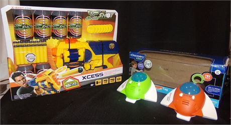 X-shot, Discovery kids toys