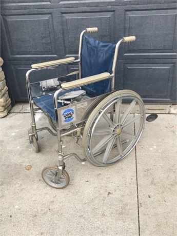 Invacore World Chair Wheel Chair