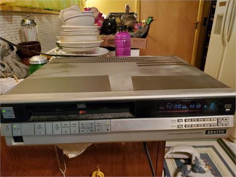 Zenith VR3010 VCR