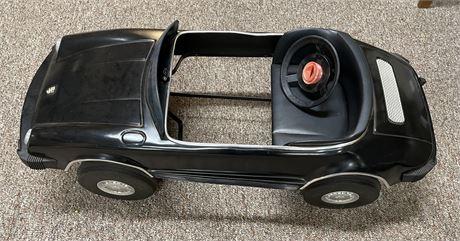 Porsche Push Pedal Car