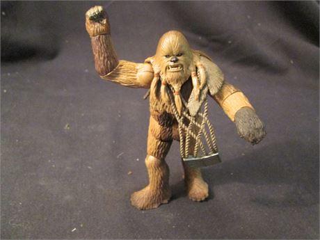 Vintage Star Wars Chewboka Colletor Figurine