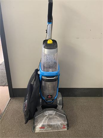 Bissell pet rug/carpet scrubber. Comes with all attachments. Used untested.