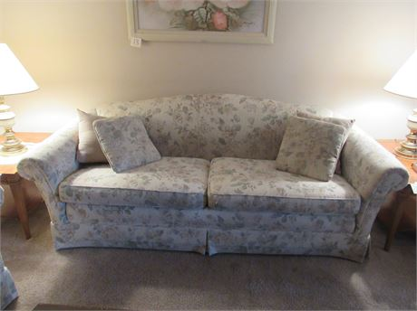 Barista Furniture Floral Sofa