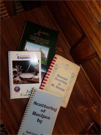 4 Local Cookbooks