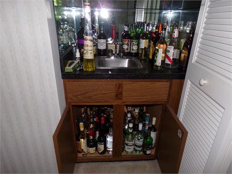 Bar cleanout