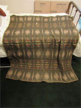 Navajo Indian Horse Blanket, Antique