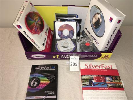 Assorted Computer Software CDs