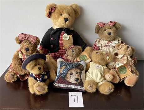 Boyds Bears Collector's Lot