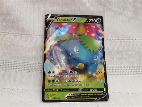 Venusaur Pokémon Card