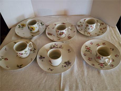 Vintage Royal Geoffrey Luncheon Set