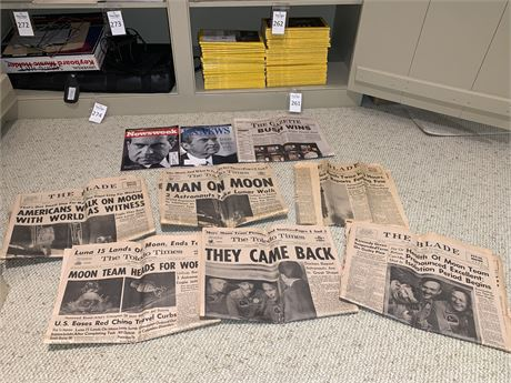 Historical Newspapers and Magazines