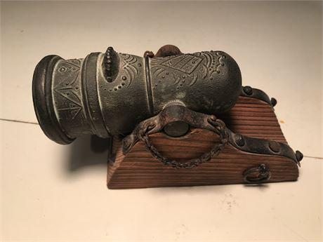 Scale Model Cannon #3
