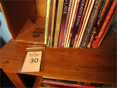 Wood Working Books