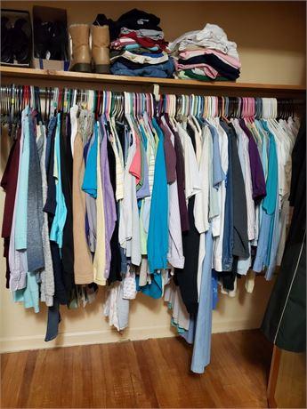 Women's Clothing Buyout