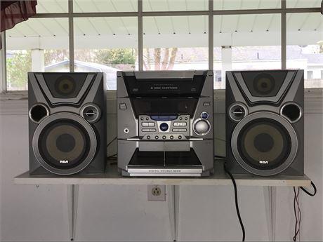 RCA Digital Audio System RS2610
