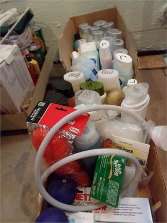 Large Variety of Shampoo and Conditioner and more