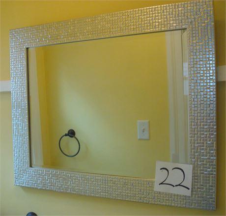 Glitzy Mirror
