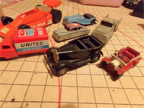 Cars incl. Tonka, Models of Yesteryear by Lesney