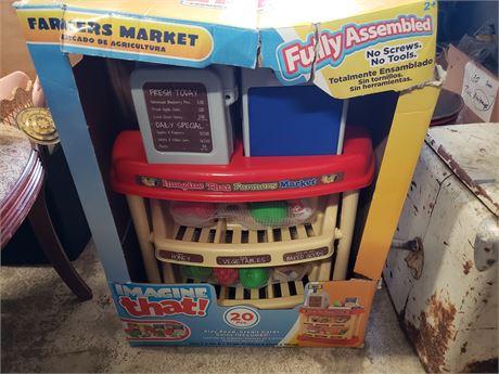 Imagine That Farners Market in Box