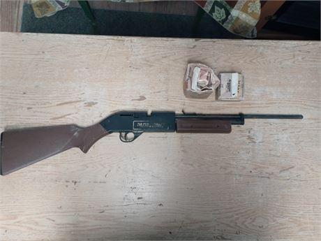 Pumpmaster BB gun