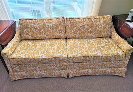Franklin Furniture Co. Vintage Sofa