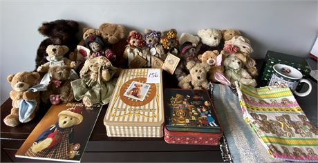 The Ultimate Bear Collector's Lot