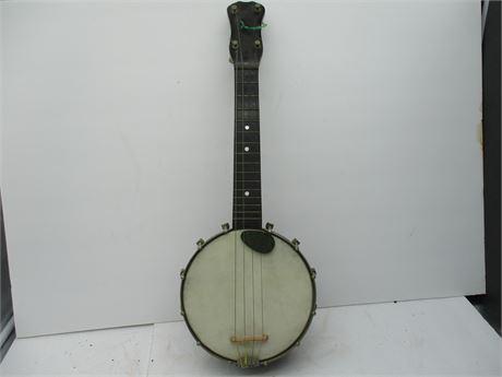 Vintage RARE Slingerland MAYBELL 4 String 1920's Banjo