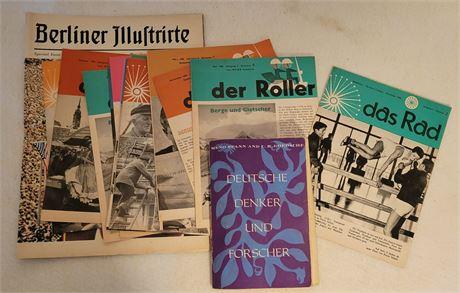 German Magazines
