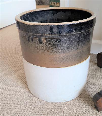 Vintage/Antique Salt Glazed Crock
